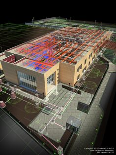 ConVirtus BIM & VDC (Building Information Modeling & Virtual Design Construction)