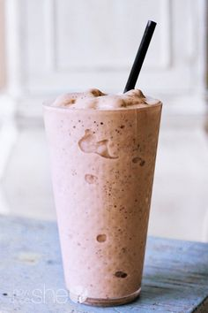 Cocoa Bean Breakfast Shake (Chocolate for breakfast? Yes please!)