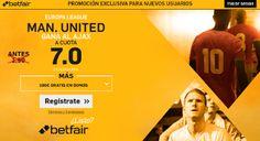 el forero jrvm y todos los bonos de deportes: betfair supercuota 7 Man. United gana al Ajax euro...