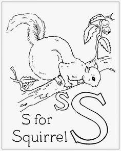 Hudson's Holidays - Designer Shirley Hudson: Squirrel freebie