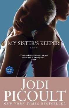 Jodi Picoult is one of my favorite authors...she writes in a way that makes you feel for the character.  Beautiful book.