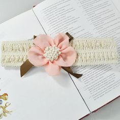 SH Child Flower Bow Hair Band Clothing Accessories Girls Baby Infant Toddler New | eBay $1.69
