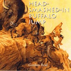 Head-Smashed-In Buffalo Jump in Alberta is one of the oldest, largest, and best-preserved buffalo jump sites in North America and was declared a World Heritage Site in 1981. Author Gordon Reid has compiled a history of this significant site, describing the importance of the buffalo to Native peoples, how the jump was used, and the traditions and skills surrounding the hunt. Vancouver City, North Vancouver, Physical Geography, City Library, School Plan, World Heritage Sites, Social Studies, Buffalo, Old Things