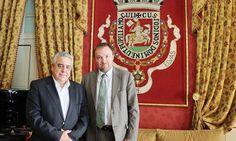 Embaixador da República Checa visitou Elvas