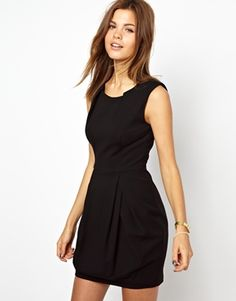 Karen Millen Structured Jersey Dress