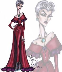 Hayden Williams The Villainess Collection Lady Tremaine