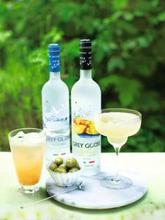 Grey Goose La Femme - Kitchen Goddess #Cocktail #Recipe