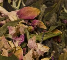 A beautifully flavored, subtle and soft white tea with the fragrance of blooming roses. Share the succulant flavor with a loved one.  Ingr...