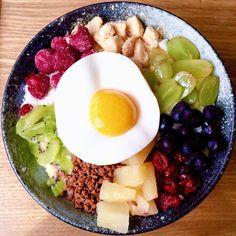 비빔밥 빙수