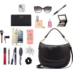 """""""What To Keep In Your Purse At All Times?"""" by fashionbysitaramysore on Polyvore"""