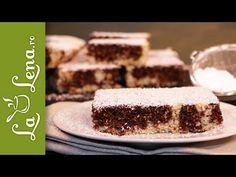 Prajitura cu nuca de cocos, de post sau simpla - YouTube Brownies, Coco, Tiramisu, Ethnic Recipes, Desserts, Veronica, Youtube, Sweets, Deserts