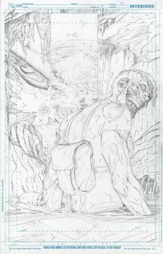 Greg capullo batman pencils