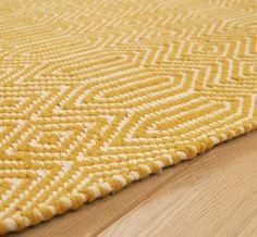 sloan mustard rug. £20-50 more at Debenhams. always shop around!