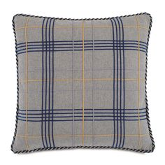 Found it at Wayfair - Arthur Brigid Stone Cotton Throw Pillow