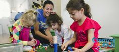 Creative Kindy is a new concept in pre-school children's activities. Based in Brisbane, Creative Kindy provides an early learning experience for pre-kindy and pre-prep children with a focus on creative play based, enriching activities.