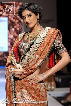 Shyamal & Bhumika Indian bridal wear