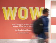 ico Design - London Luton Airport - Environment
