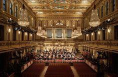 Wiener Konzerthaus - Hollywood in Vienna in Jazz Bar, Vienna, Concert Hall, Austria, Hollywood, Performing Arts, Baroque, Centre, Travel