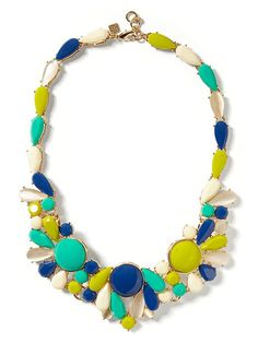 Banana Republic | Butterfly Statement Necklace
