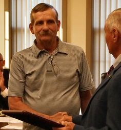 Rich Yoder has been a fixture in Lower Pottsgrove's employ for more years than most of the people living within the township borders. He officially retires this Friday.