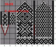 View album on Yandex. Crochet Mittens Free Pattern, Knit Mittens, Mitten Gloves, Knitting Needles, Free Knitting, Filet Crochet, Knit Crochet, Knitting Accessories, Rubrics