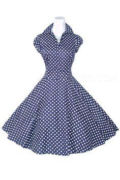 Polka Dots Casual Dress Casual Dresses