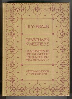 Cover design: Sjoerd de Roos, 1904