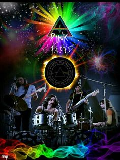 Music Pics, Art Music, Love Band, Cool Bands, Roger Water, Arte Pink Floyd, Pink Floyd Album Covers, Pink Floyd Poster, The Dark Side
