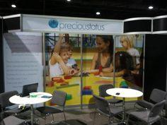 PreciouStatus at the 2012 NAEYC Conference! #NAEYC #PreciouStatus