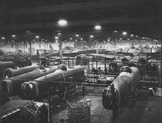 YORKSHIRE HISTORY: AVRO AIRCRAFT FACTORY, Leeds - a hidden WW2 aeroplane factory... http://www.on-magazine.co.uk/2012/12/avro-aircraft-factory-leeds/