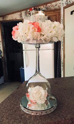 170 Best Bling Centerpiece Ideas In 2021 Bling Centerpiece Wedding Centerpieces Centerpieces
