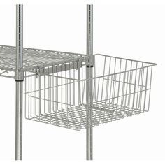 12 Best Organizing-Accessories for chrome wire shelving