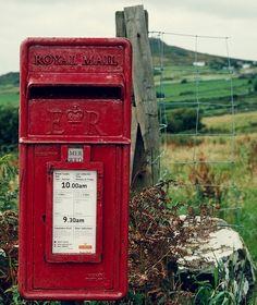 Royal Mail Box ~ Wales