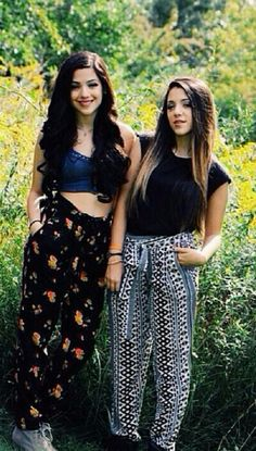 i love Niki and Gabi they are so fashionable, inspirational, funny, & beautiful♡