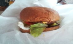Bubba's Burger is an anomaly. At times it's spicy, but then suddenly it's not. It's greasy. It's tasty. It's hard to describe.