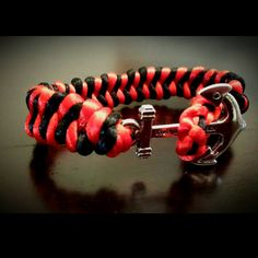 Handmade bracelet You can customize it yourself by choosing your own colors and design, they are for sale contact me on my email if interested: sarabudeir@yahoo.com