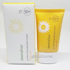 INNISFREE Perfect UV Protection Cream Triple Care SPF50+ PA+++ 50ml Korea  #Innisfree