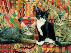 Friends - Cats Wallpaper ID 1969983 - Desktop Nexus Animals