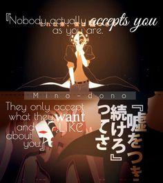 Yobanashi Deceive || Mino-dono