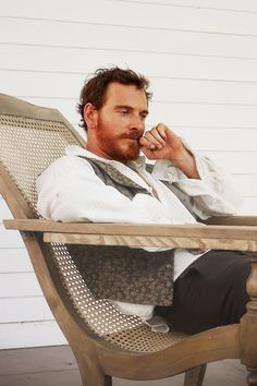 Michael Fassbender in 12 Years a Slave (2013)