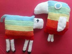 Duháček a ovečka spolu
