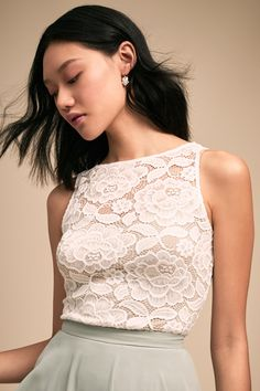 Becky Top from @BHLDN