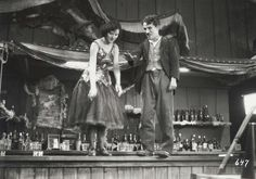 Georgia Hale and Charlie Chaplin, The Gold Rush, 1925 Chaplin Film, John Hawkes, Blind Girl, Charles Spencer Chaplin, Bad Memories, Gold Rush, Silent Film, Film Stills, The Dreamers
