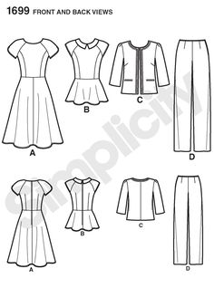 Simplicity Creative Group - Misses' & Miss Petite Sportswear