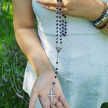 Handmade Pekné vecičkyruženec / SAShE.sk Lapis Lazuli, Pearl Necklace, Pearls, Jewelry, Fashion, Jewellery Making, Jewlery, Beaded Necklace