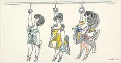 Saul Steinberg - Art - Review - New York Times