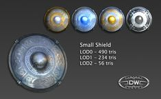 Asset Store - RPG Shields Pack Vol.1