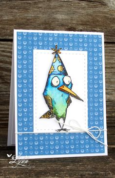 Creative Crafts by Lynn: Gone to the Dogs - and Bird crazy