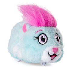 Zhu Zhu Pets Merritt - Furry 4 Hamster Toy with Sounds & Movement