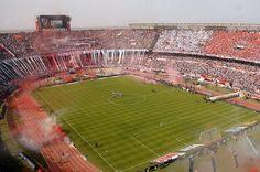 River Plate - Ole ole ola Estadio Monumental (El Monumental) Antonio Vespucio Liberti